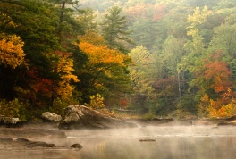 Autumn Morning at Goshen Pass buy now 540-570-3091