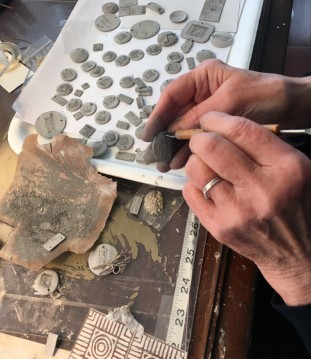 Creating Lexington Brick Jewelry