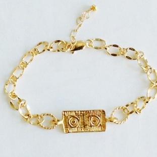 Lexington Brick Bracelet