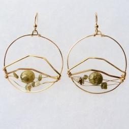 Worth - House Mountain Earrings